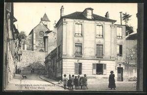 AK Villeneuve-Saint-Georges, Rue Victory Duruy