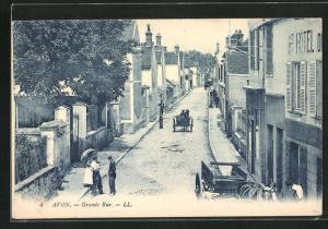 AK Avon, Grande Rue