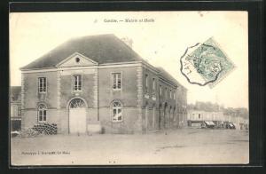 AK Conlie, Mairie et Halle