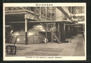AK Dublin, Brewery of Arthur Guinness, Son & Co., Coppers