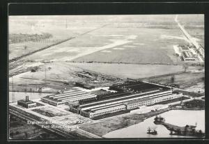 AK Dearborn, MI, Engineering Laboratory and Airport, Ford Motor Company