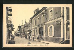 AK Luc-sur-Mer, Estival Hotel