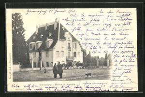 AK Giromagny, Maison de Mazarin