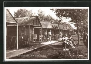 AK Seaton, Holiday Camp, Chalets