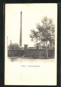 AK Croix, La Grande Cheminee