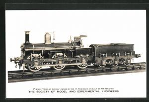 AK The Society of Model and Experimental Engineers, 1r Scale Kirtley Goods owned by Dr. R. Robinson