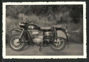 Fotografie Motorrad MZ-ES 175, Krad