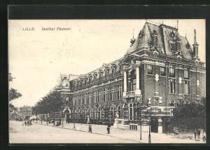 AK Lille, Institut Pasteur