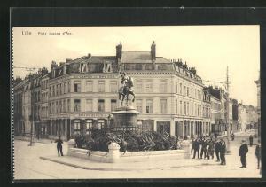 AK Lille, Platz Jeanne d`Arc