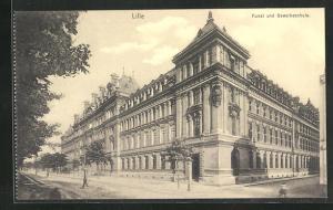 AK Lille, Kunst und Gewerbeschule