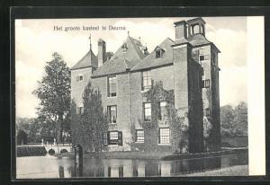 AK Feurne, Het groote kasteel, Schloss