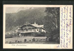 AK Stainach, Villa Fischerlehen