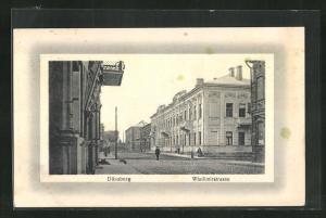 AK Dünaburg, Wladimirstrasse