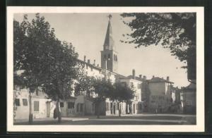 AK Grado, Piazza Duca d`Aosta