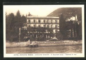 AK Gardone Riviera, Hotel Pensione Garda