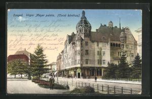 AK Szeged, Ungar Mayer palota