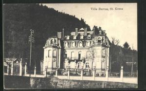AK St. Kreuz, Villa Burrus