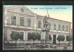 AK Stryj, Pomnik Kilinskiego