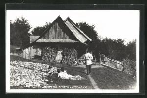 AK Rachow, Ruthenische Hütte