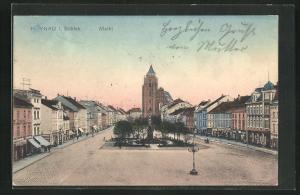 AK Haynau, Marktplatz