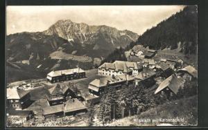 AK Erzberg, Wismath mit Kaiserschild