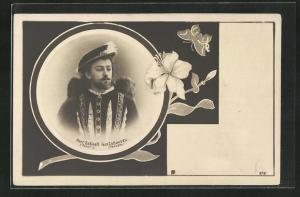 AK Opernsänger Leonid Sobinow, Tenor