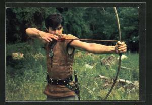 AK Filmszene aus Thierry la Fronde, Aucune arme n`a de secrets pour Thierry-la-Fronde