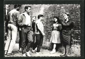 AK Filmszene aus West Side Story