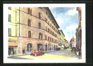 AK Firenze, Hotel Milano Terminus