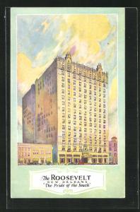 Passepartout-AK New Orleans, LA, The Roosevelt Hotel