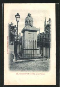 AK Lichfield, Dr. Johnson`s Statue