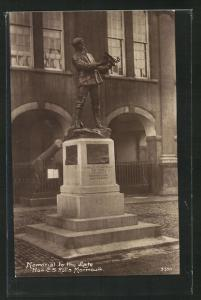 AK Monmouth, Memorial to the Late Hon. C. S. Rolls