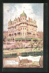 AK Bexhill-on-Sea, Wilton Court Private Hotel