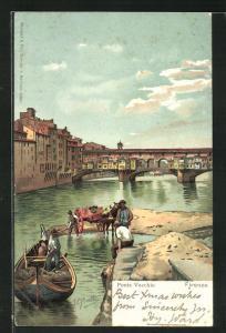 AK Firenze, Ponte Vecchio