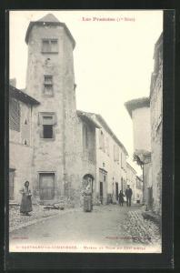 AK St-Bertrand-de-Comminges, Maison et Tour du XVI Siècle