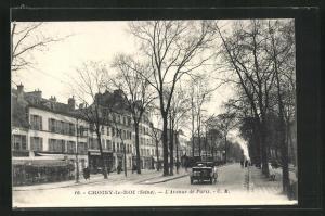 AK Choisy-le-Roi, L'Avenue de Paris