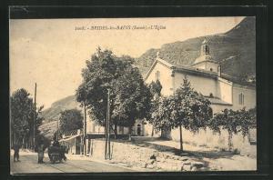 AK Brides-les-Bains, L'Eglise