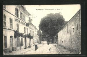 AK Luzancy, Le Marronnier de Henri IV
