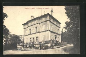AK Précy-sous-Thil, Chateau des Forges