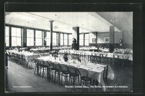 AK Edinburgh, Nurses Dining Hall, The Royal Infirmary