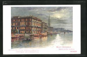 AK Venise, Grand Hotel D'Italie