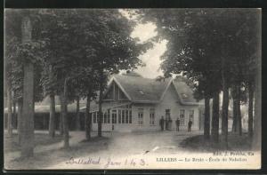 AK Lillers, Le Brule - Ecole de Natation
