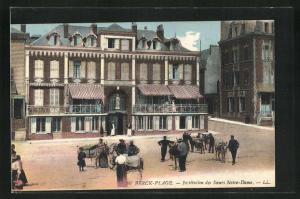 AK Berck-Plage, Institution des Saurs Notre Dame