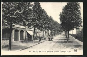 AK Béthune, Le Boulevard Frederic Degeorges