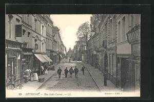 AK Béthune, Rue Sadi-Carnot