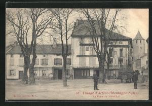 AK Arfons, La Place du Maréchal