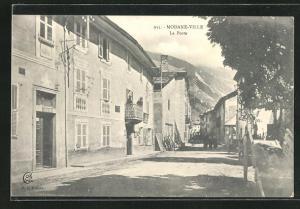 AK Modane-Ville, La Poste