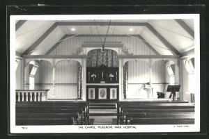 AK Taunton, The Chapel Musgrove Park Hospital