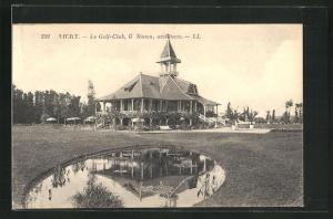 AK Vichy, Le Golf-Club