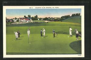 AK Bristol, TN, Country Club